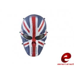Celoobličejová maska síťovaná M06, GB