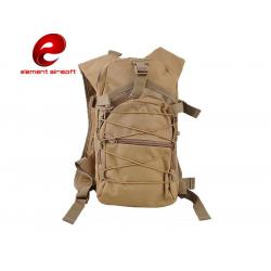600D Multi-functional 15L back pack (DE)