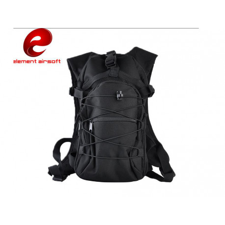600D Multi-functional 15L back pack (BK)