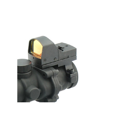 Red-Dot Reflex Sight Scope with RIS and ACOG mount