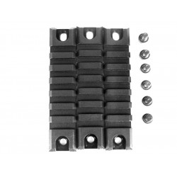 G36 rail set (3 pcs)