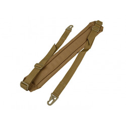 Machine gun sling - TAN
