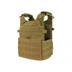 Gunner Lightweight Plate Carrier TAN