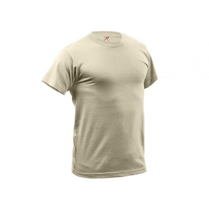 Quick Dry Moisture Wick T-shirt, SIZE S