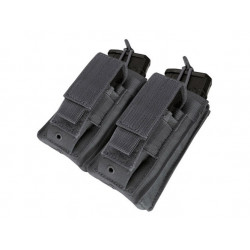 Double Kangaroo Mag Pouch M4/M16 Black