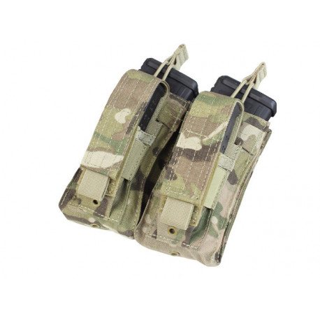 Double Kangaroo Mag Pouch M4+M16 MULTICAM®