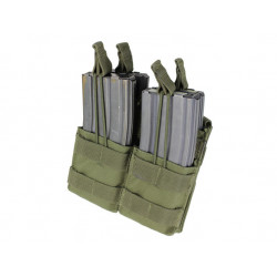 Double Stacker Open-Top M4 Mag Pouch OD