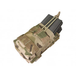 Single 2xM4/2xM16 Open-Top Stacker Mag Pouch Multicam®