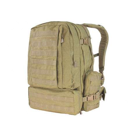 Backpack MOLLE 3-DAYS ASSAULT - TAN