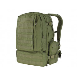 Backpack MOLLE 3-DAYS ASSAULT - GREEN