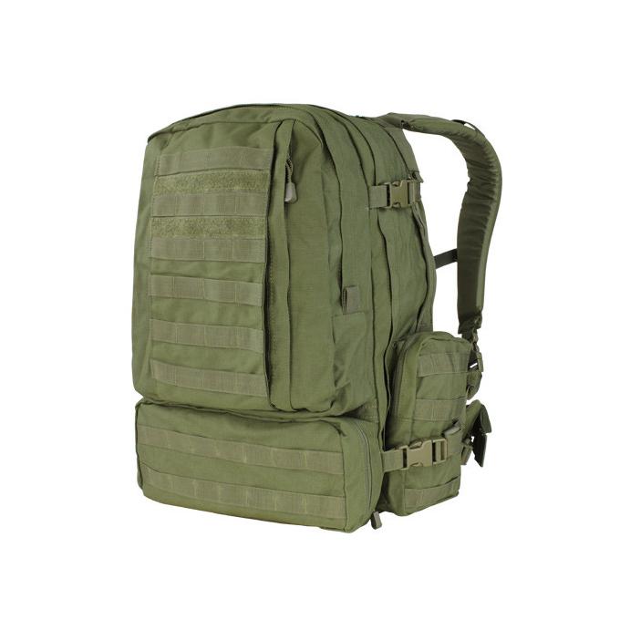 Backpack MOLLE 3-DAYS ASSAULT - GREEN