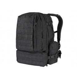 Backpack MOLLE 3-DAYS ASSAULT - BLACK
