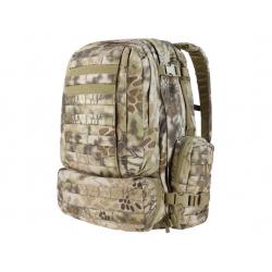 Backpack MOLLE 3-DAYS ASSAULT - KRYPTEK HIGHLANDER