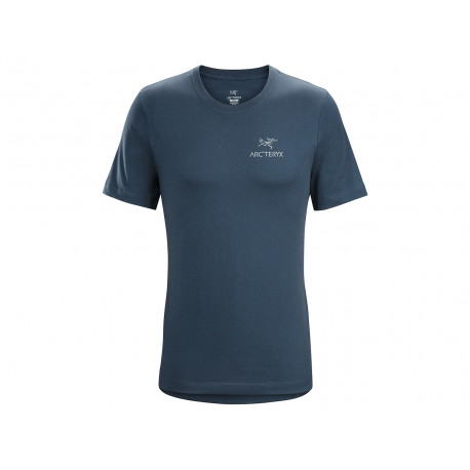 EMBLEM SS T-Shirt MEN\'S, Nighthawk, size L