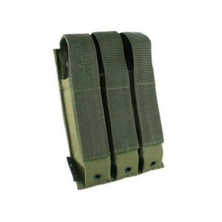 Pouch for 3 pcs storage MP5 OLIVE