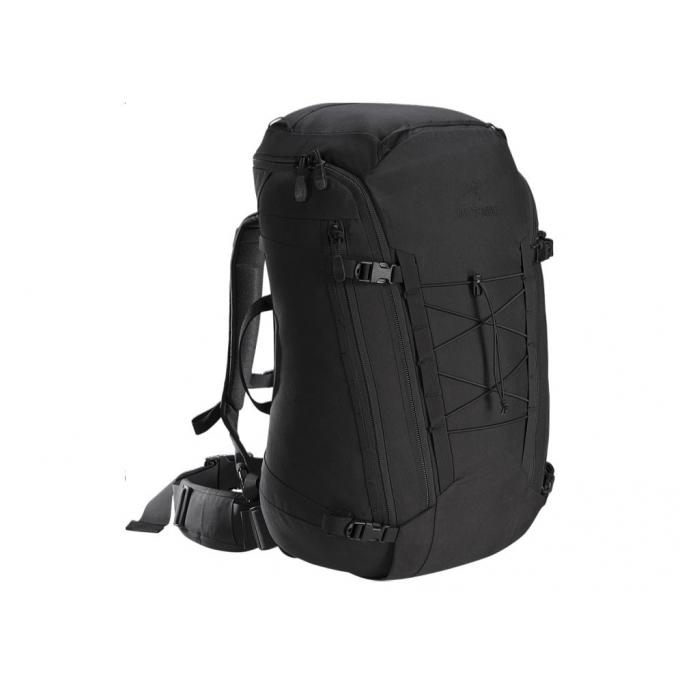 Arc\'teryx LEAF Assault Pack 45L, Black