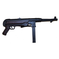 MP-40 (kovový mechabox), bakelit