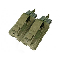 Double Kangaroo Mag Pouch M4/M16 olive
