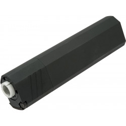 "Tlumič 6"" OPS Style Mock Suppressor, +14mm, černý"