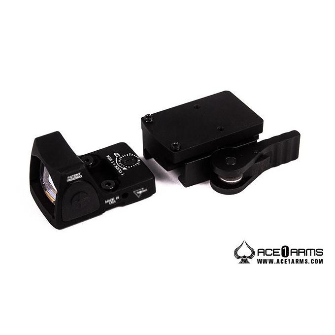 ACE 1 ARMS RMR Dot Sight ( Black / QD )