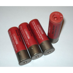 Shells for pumpgun, 4 pc. 30 rd.