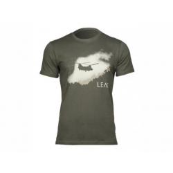 T-shirt Arc\'teryx LEAF RW2 T-Shirt Ranger green size XXL