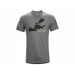 T-shirt Arc\'teryx LEAF Over the Beach T-Shirt Chrome, velikost M