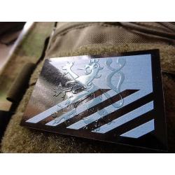 Patch Lion CZ Flag Patch IFF IR