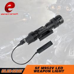 Element SF M952V LED Flashlight (BK)