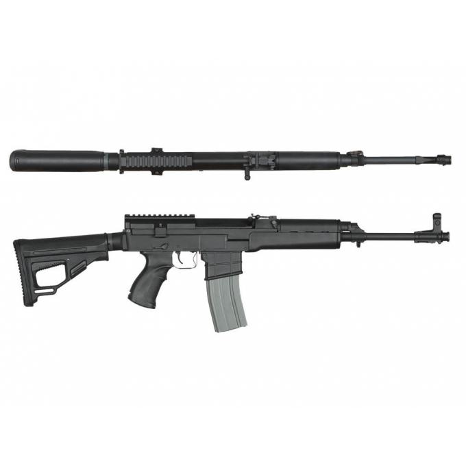 CSA vz.58L Carbine (SA58L) - fullmetal