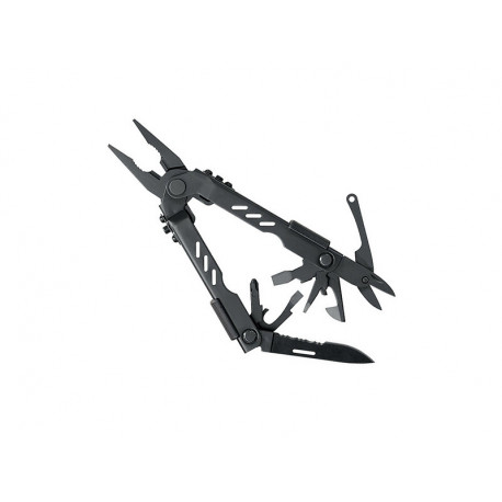 Multi-Plier 400, Black, Sheath One-Hand Opening Multi-Tool