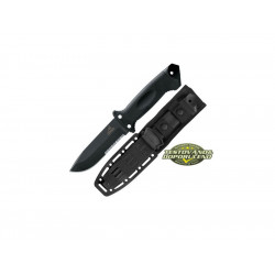 LMF II Infantry - Black Fixed Blade Knife