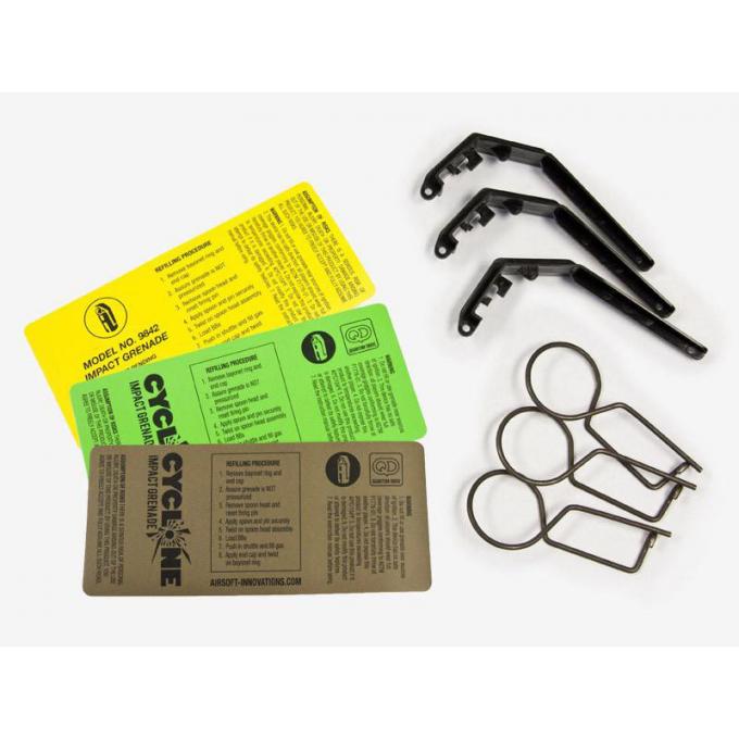 Cyclone Resupply Kit