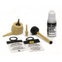 GunGas High Strength Propane Adaptor Kit with Oil Pump