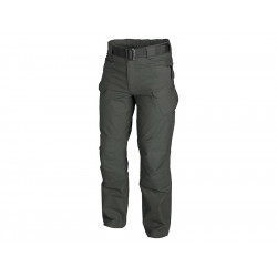 Kalhoty URBAN TACTICAL rip-stop - JUNGLE GREEN, S/Regular