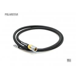 PolarStar Braided Air Line (42″, Black)
