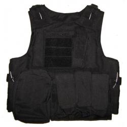 Modular Tactical Vest SPEAR (copy), černá