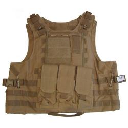 Modular Tactical Vest SPEAR (copy), brown