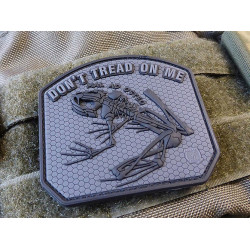 JTG DON´T TREAD ON ME FROG Patch, blackops