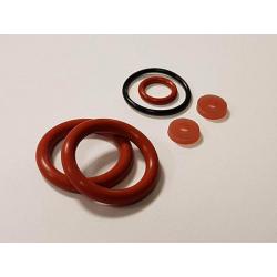 Set of seals for regulator