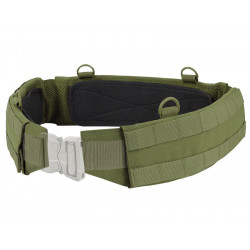 Slim Battle Belt OLIVE, SIZE S