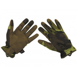 Finger gloves light CZ 95, SIZE S