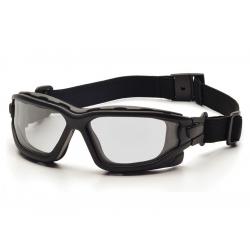 Ochranné brýle I-Force ESB7010SDT, nemlživé - čiré