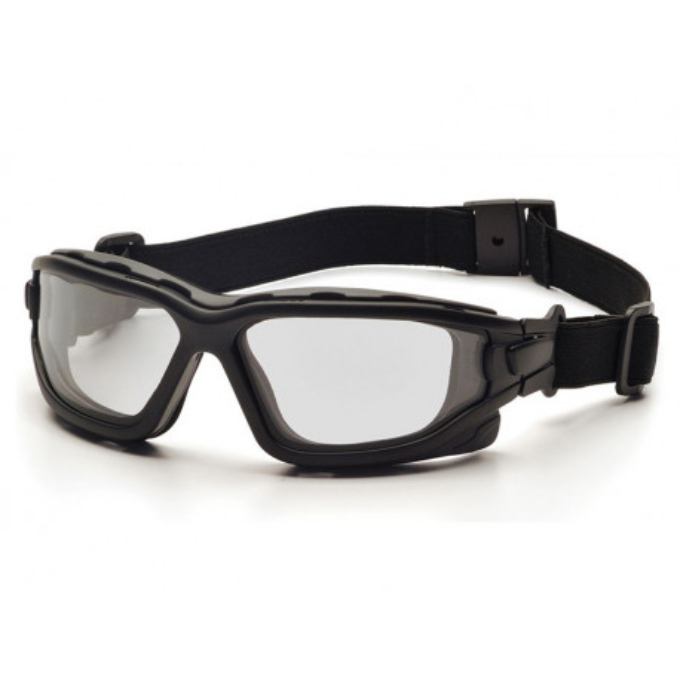 Ochranné brýle I-Force Slim ESB7010SDNT, nemlživé - čiré