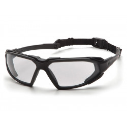 Protective goggles Highlander ESBB5010DT, anti-fog - clear