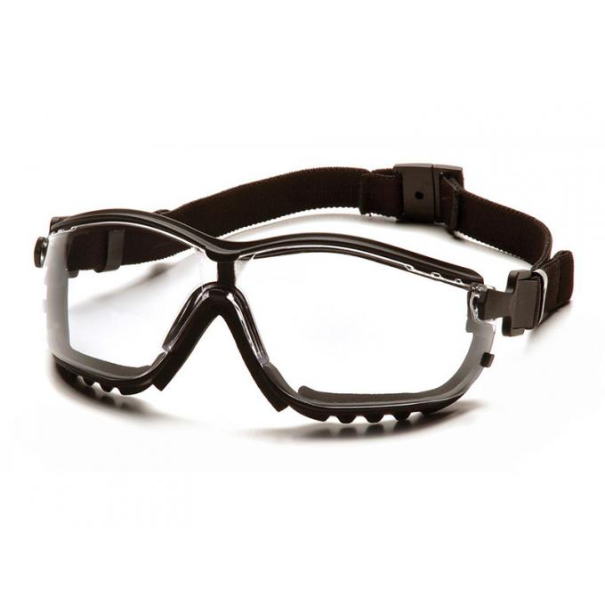 Protective goggles V2G EGB1810ST, anti-fog - clear