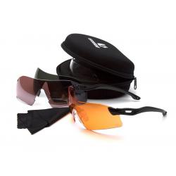 Ochranné brýle Venture Gear Dropzone VGSB88KIT se 4 zorníky, nemlživé