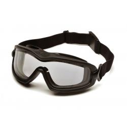 Ochranné brýle V2G Plus EGB6410SDT, nemlživé - čiré
