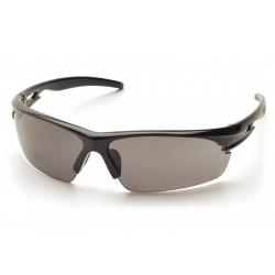 Ochranné brýle Ionix ESB8120DT, nemlživé, černá obruba - tmavé