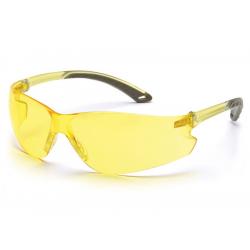 Ochranné brýle Itek ES5830S, nemlživé - žluté